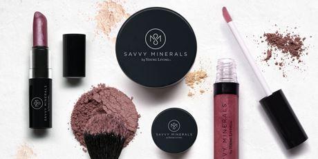 Savvy Minerals Toxic Free Makeup